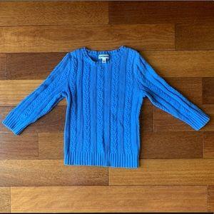 Blue Express sweater